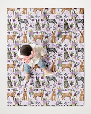 "Australian Cattle Dog 6 Quilts and Blankets Quilt 40""x50"" - Baby aos-quilt-40x50-lifestyle-front-06"