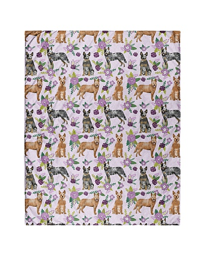 Australian Cattle Dog 6 Quilts and Blankets