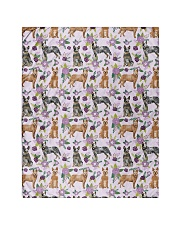 "Australian Cattle Dog 6 Quilts and Blankets Quilt 40""x50"" - Baby front"