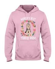 YORKIE MOM Hooded Sweatshirt thumbnail
