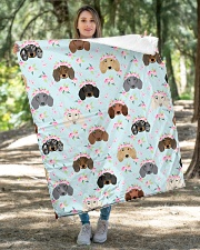 """Dachshund 13 Quilts and Blankets Quilt 40""""x50"""" - Baby aos-quilt-40x50-lifestyle-front-04"""
