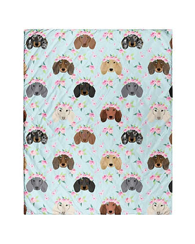 Dachshund 13 Quilts and Blankets