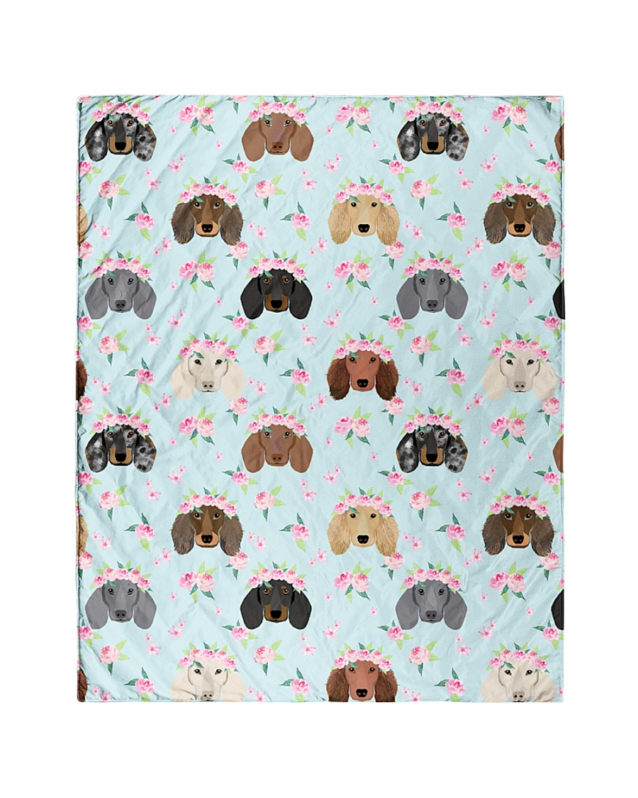 """Dachshund 13 Quilts and Blankets Quilt 40""""x50"""" - Baby"""
