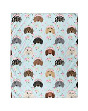 """Dachshund 13 Quilts and Blankets Quilt 40""""x50"""" - Baby front"""