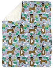"""Pitbull 9 Quilts and Blankets Large Sherpa Fleece Blanket - 60"""" x 80"""" thumbnail"""
