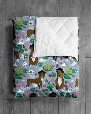 """Pitbull 9 Quilts and Blankets Quilt 40""""x50"""" - Baby aos-quilt-40x50-lifestyle-closeup-front-04"""