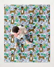 """Pitbull 9 Quilts and Blankets Quilt 40""""x50"""" - Baby aos-quilt-40x50-lifestyle-front-06"""