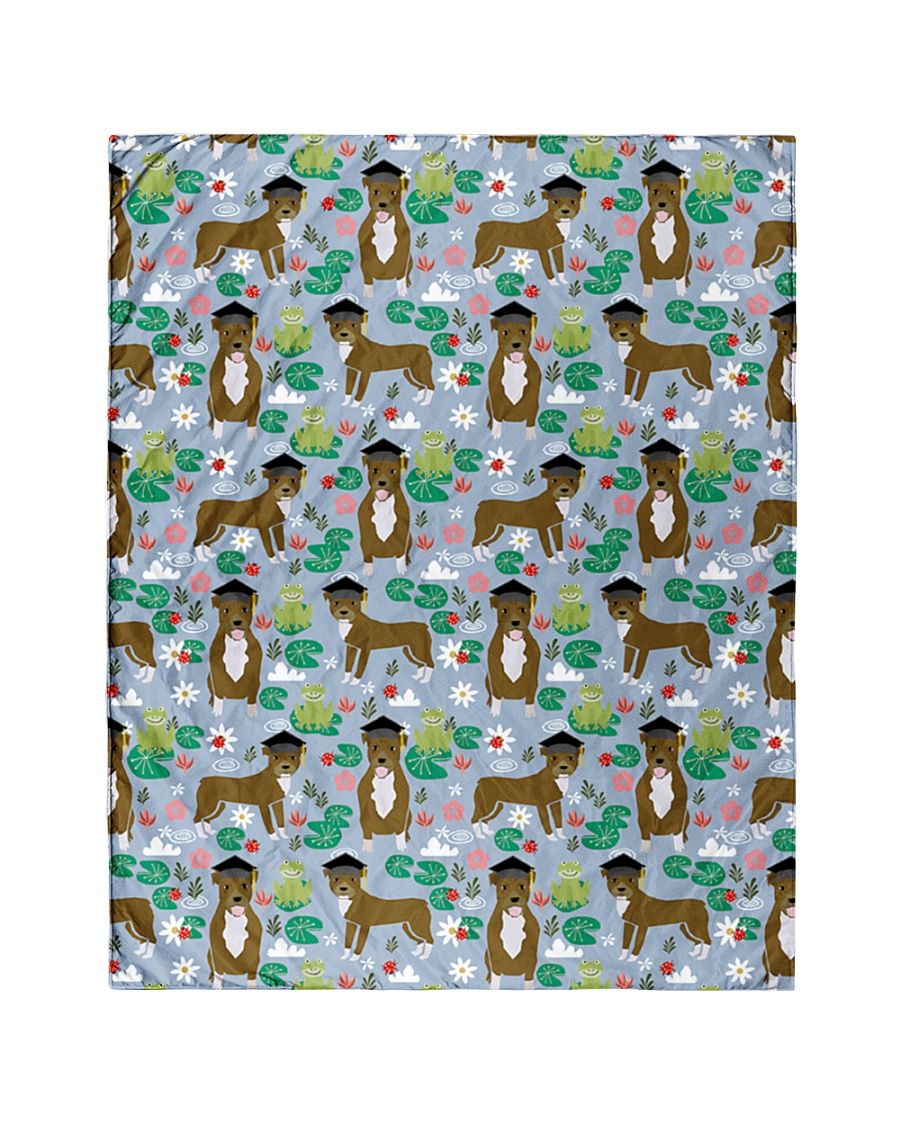 """Pitbull 9 Quilts and Blankets Quilt 40""""x50"""" - Baby"""