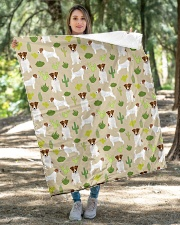 """Jack Russell Terrier 5 Quilts and Blankets Quilt 40""""x50"""" - Baby aos-quilt-40x50-lifestyle-front-04"""