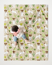 """Jack Russell Terrier 5 Quilts and Blankets Quilt 40""""x50"""" - Baby aos-quilt-40x50-lifestyle-front-06"""