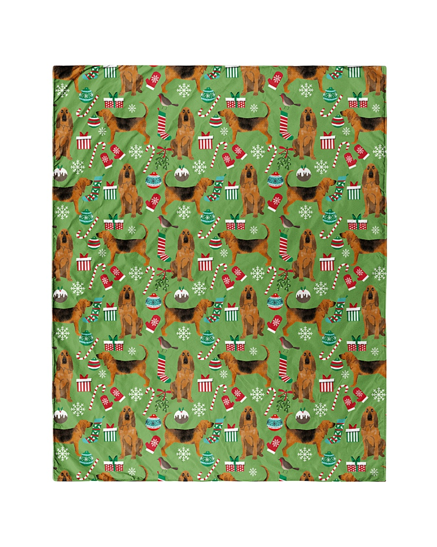 """Bloodhound 3 Quilts and Blankets Quilt 40""""x50"""" - Baby"""