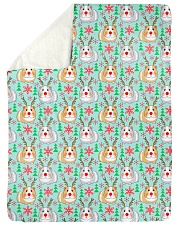 "Guinea Pig 24 Quilts and Blankets Large Sherpa Fleece Blanket - 60"" x 80"" thumbnail"