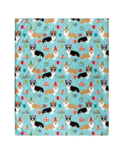 Corgi 31 Quilts and Blankets