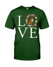 LOVE BOXER Classic T-Shirt thumbnail