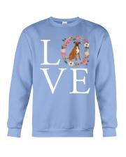 LOVE BOXER Crewneck Sweatshirt thumbnail