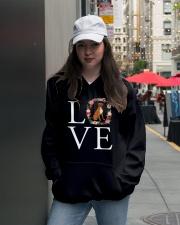 LOVE BOXER Hooded Sweatshirt lifestyle-unisex-hoodie-front-5