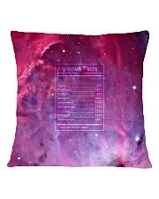AQUARIUS GALAXY Square Pillowcase tile