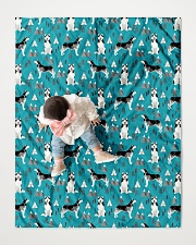 "Husky 1 Quilts and Blankets Quilt 40""x50"" - Baby aos-quilt-40x50-lifestyle-front-06"