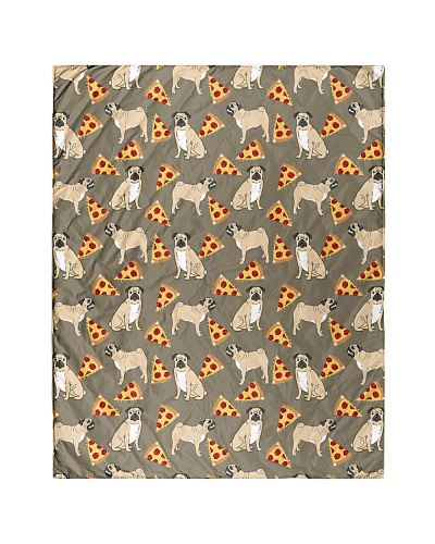 Pug 20 Quilts and Blankets
