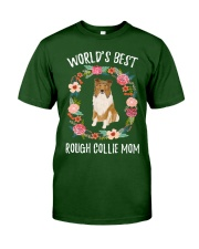 ROUGH COLLIE MOM Classic T-Shirt thumbnail