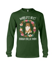 ROUGH COLLIE MOM Long Sleeve Tee thumbnail