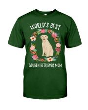 GOLDEN RETRIEVER MOM Classic T-Shirt thumbnail