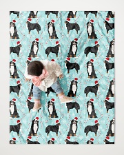 """Bernese Mountain Dog 6 Quilts and Blankets Quilt 40""""x50"""" - Baby aos-quilt-40x50-lifestyle-front-06"""