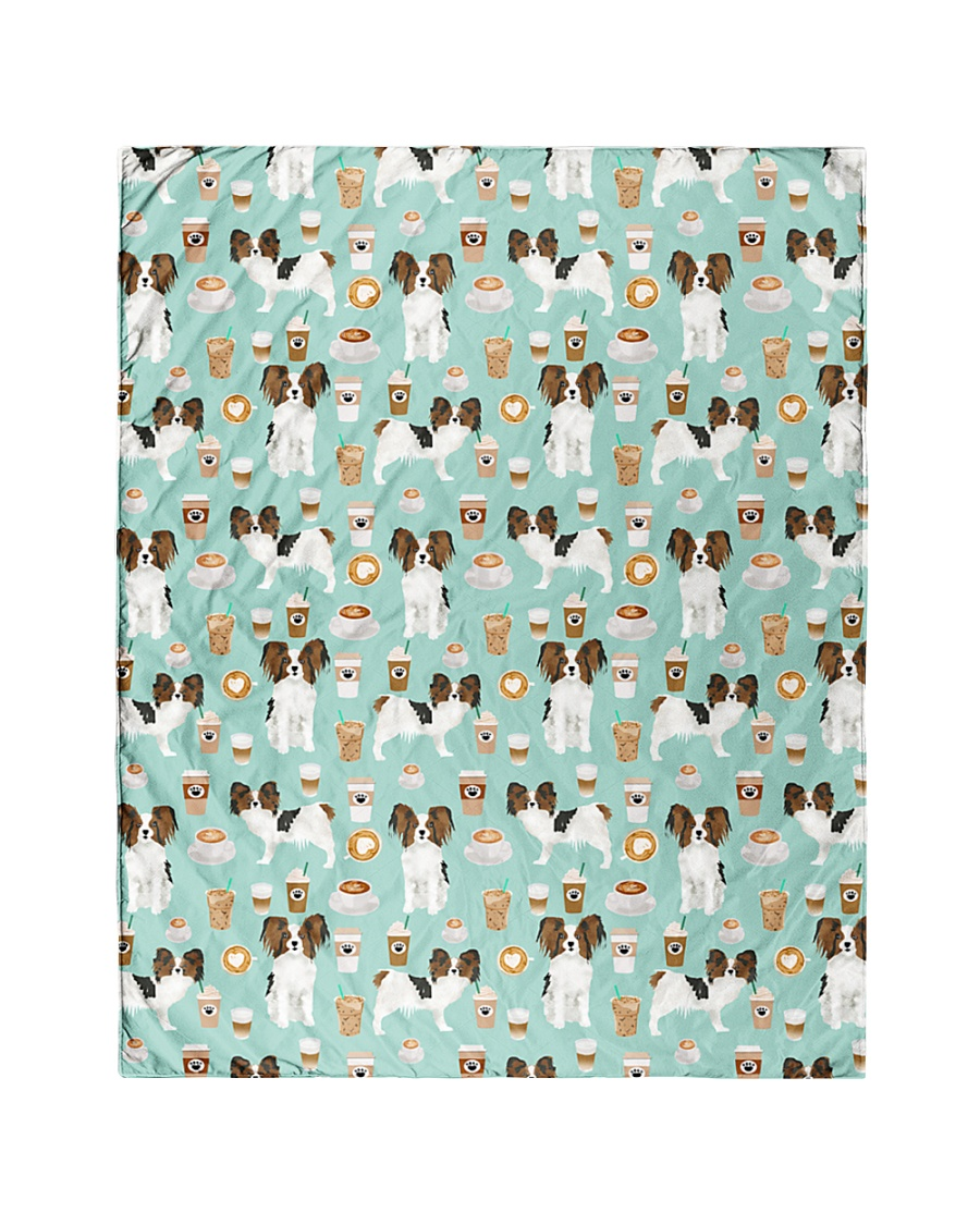 "Papillon Dog 1 Quilts and Blankets Quilt 40""x50"" - Baby"