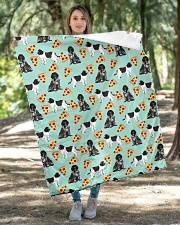 """Newfoundland Dog 6 Quilts and Blankets Quilt 40""""x50"""" - Baby aos-quilt-40x50-lifestyle-front-04"""