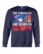 THE STRONGEST MAGES ARE BORN IN SEPTEMBER Crewneck Sweatshirt thumbnail