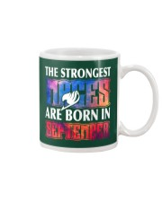 THE STRONGEST MAGES ARE BORN IN SEPTEMBER Mug thumbnail