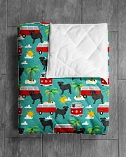 """Pug 53 Quilts and Blankets Quilt 40""""x50"""" - Baby aos-quilt-40x50-lifestyle-closeup-front-04"""