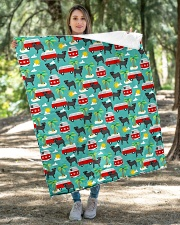 """Pug 53 Quilts and Blankets Quilt 40""""x50"""" - Baby aos-quilt-40x50-lifestyle-front-04"""