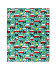 """Pug 53 Quilts and Blankets Quilt 40""""x50"""" - Baby front"""