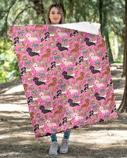 "Dachshund 10 Quilts and Blankets Quilt 40""x50"" - Baby aos-quilt-40x50-lifestyle-front-04"