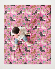 "Dachshund 10 Quilts and Blankets Quilt 40""x50"" - Baby aos-quilt-40x50-lifestyle-front-06"