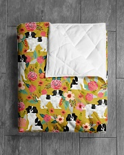 """Japanese Chin 4 Quilts and Blankets Quilt 40""""x50"""" - Baby aos-quilt-40x50-lifestyle-closeup-front-04"""