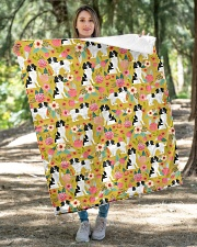 """Japanese Chin 4 Quilts and Blankets Quilt 40""""x50"""" - Baby aos-quilt-40x50-lifestyle-front-04"""
