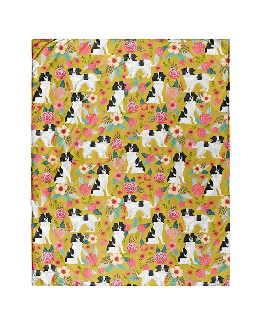 """Japanese Chin 4 Quilts and Blankets Quilt 40""""x50"""" - Baby"""