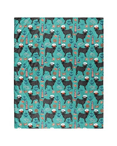 Pug 17 Quilts and Blankets