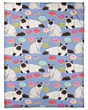 "Birman Cat 3 Quilts and Blankets Small Fleece Blanket - 30"" x 40"" thumbnail"