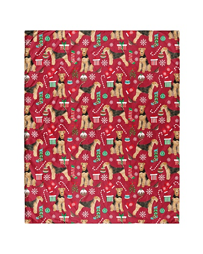 Airedale Terrier 6 Quilts and Blankets