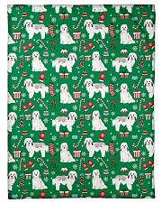 """Havanese 5 Quilts and Blankets Small Fleece Blanket - 30"""" x 40"""" thumbnail"""