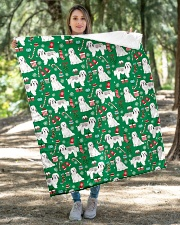 """Havanese 5 Quilts and Blankets Quilt 40""""x50"""" - Baby aos-quilt-40x50-lifestyle-front-04"""