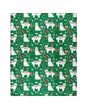"""Havanese 5 Quilts and Blankets Quilt 40""""x50"""" - Baby front"""
