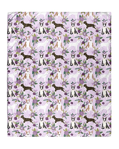 Bully Bull Terrier 4 Quilts and Blankets