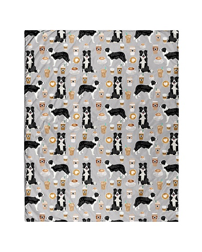 Border Collie 4 Quilts and Blankets