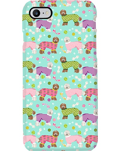 LABRADOODLE PHONE CASE