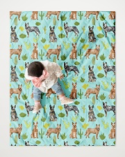 """Australian Cattle Dog 5 Quilts and Blankets Quilt 40""""x50"""" - Baby aos-quilt-40x50-lifestyle-front-06"""