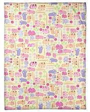 "Guinea Pig 5 Quilts and Blankets Small Fleece Blanket - 30"" x 40"" thumbnail"